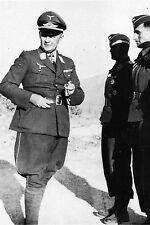 """WW2 - Photo - Le Général Karl Student, """"Père"""" des parachutistes allemands"""