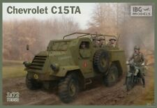 IBG Models 1/72 CHEVROLET C15TA ARMORED LOAD CARRIER