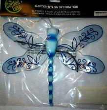 "Large Nylon Dragonfly Decor Kids Nursery Bedroom Girls Hang or Attach 10"" X 7.5"""