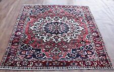 OLD WOOL HAND MADE PERSIAN ORIENTAL FLORAL RUNNER AREA RUG CARPET 297x208CM