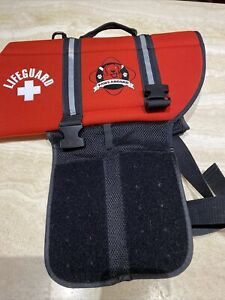 Paws Aboard Dog Life Jacket Vest for Swimming and Boating Large