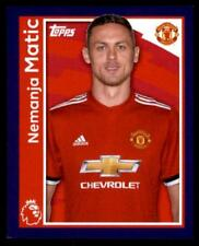 Merlin's Premier League 2018 - Nemnaja Matic Manchester United No. 196