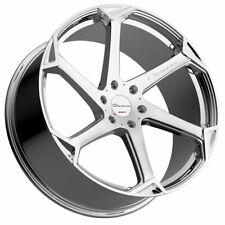 "20"" Giovanna Dalar-X Chrome 20x8.5 Concave Wheels Rims Fits Nissan Maxima"