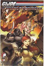 G.I. JOE vs. TRANSFORMERS #4 / THE ART OF WAR / DEVIL'S DUE PUBLISHING / 2006