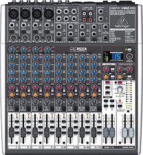 NEW! Behringer Xenyx X1622USB 16-Input Mixer w/ 24-Bit Multi Effect 736211583246