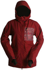 RIDE Snowboard Women's BRYANT Snow Jacket - Pomegranate - Medium - NWT