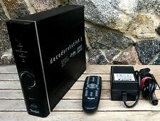 Diablo descodificador estación 3 DTS digital 5.1 amplificador con mando a distancia