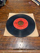 Bob Dylan 45 rpm record'' Subterranean Homesick Blues'' Columbia Records''