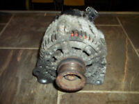 92 93 94 95 96 97 98 99 00 01 02 03 VW EUROVAN ALTERNATOR 4 CYL 90 AMP BOSCH AC