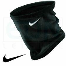 Nike Cou Plus Chaud Hommes Femmes Thermique Polaire Guêtres Snood Football Running Noir