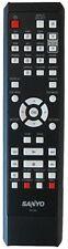 NEW SANYO REMOTE NC184UH DVD REC / VCR FWZV475F