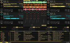 Dj Mixing Software | Professional Dj Mixer | MIXXX2 DJ Windows 10 8 7 PC & MacOS