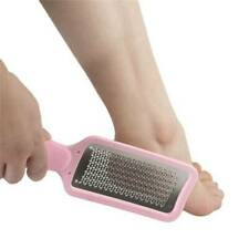 Stainless Steel Double Sided Foot File Callus Remover Pedicure