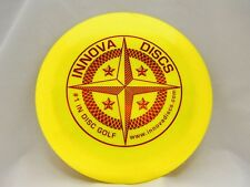 Innova First Run Protostar Gstar Daedalus Yellow w/ Red Stamp 175g -New