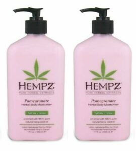 2 PACK PROMEGRANATE DAILY MOISTURIZER LOTION 17 OZ. EACH