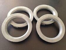 4pc BIMECC Polycarbonate Hubcentric Hubrings OD 73.1 mm - ID 54.1 mm Fits Scion