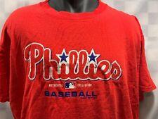 Philadelphia PHILLIES Baseball MLB 2003 Majestic T-Shirt Size L