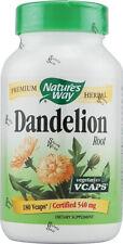 Dandelion Root, Nature's Way, 100 capsules