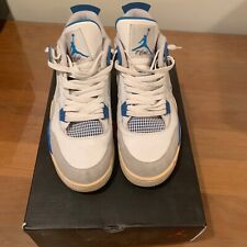 Jordan retro 4 Military Blue size 12