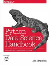Python Data Science Handbook : Essential Tools for Working With Data, Paperba...