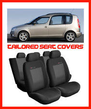 Tailored seat covers for Skoda Roomster    full set    -  3