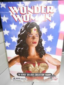 DC Direct Wonder Woman 1:6 Scale Action Figure Doll NRFB New Unopened