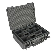 Elephant Elite EL1606p Waterproof Plastic Camera Case With Padded Dividers