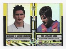 LEO MESSI (F.C BARCELONA) STAR +, ROOKIE CARD, MUNDICROMO TOP LIGA 2004 2005