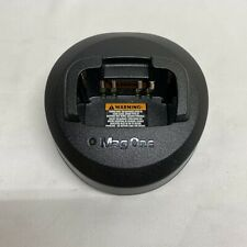 New listing Motorola MagOne Radio Charger Pmpn4140A Base only - Quantity