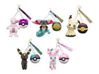 <Presale> All 5 TYPES! BALL FREAK Mascot Plush Toy Pokemon Center Japan Original