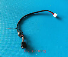 DC Power Jack Socket Port Connector and Cable Wire C34 FOR Sony Vaio VGN-FW11E