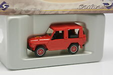 Solido 1/43 - Peugeot P4 Pompiers