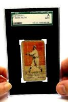 1920 W516-1 #1 BABE RUTH SGC Authentic FIRST YEAR w/New York Yankees 101 Yrs Old