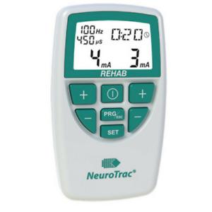 NEUROTRAC REHAB TENS & STIM MACHINE + MUSCLE TRAINING UNIT + BONUS 12 ELECTRODES