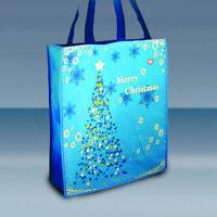 Rotpfeil Tragetasche Stoff Tasche Tüte Licht Lampe Weihnachtsbaum Weihnachten