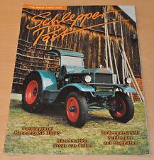 Schlepper Post 3/2003 Zeitschrift 03 Hanomag SR38/45 Ursus Schlepper