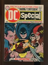"""DC SPECIAL #1 1968 (7.5) """" ALL INFANTINO ISSUE!!!"""""""