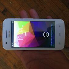 New listing Brand New Blu Dash L Original Accessories Unlocked T-Mobile 2Cameras 2Sim Slots