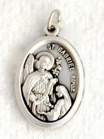 ST GABRIEL Catholic Saint Medal patron clergy broadcasters radio messengers
