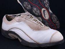 Vintage Nike Zoom Tiger Woods T-Range TW Sz 10 White - zoom air 1997 97 1998 98