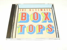 "BOX TOPS ""THE ULTIMATE BOX TOPS"" CD WARNER SPECIAL 1987"