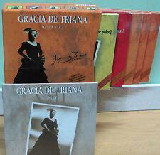 GRACIA DE TRIANA. DE, LA, A. A, LA  Z - BOX 5 CD Y LIBRETO - LIMITADA Y NUMERADA