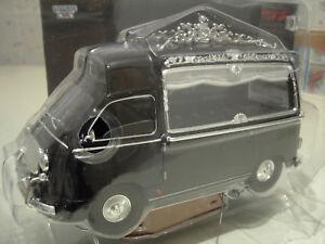FIAT 600 MULTIPLA CORBILLARD 1962 1/18 LA MINI MINIERA UR74350 voiture miniature