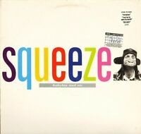 SQUEEZE babylon and on AMA 5161 near mint disc uk a&m 1987 LP PS EX/EX + inner