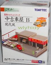 Car Park No.B N Scale 1:150 - Tomytec     ^_^