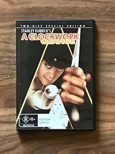 A Clockwork Orange - Stanley Kubrick DVD 2-Disc Special Edition