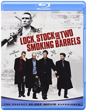Lock Stock and Two Smoking Barrels Region 1 by Guy Ritchie