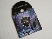 AXEL RUDI PELL Magic CD PROMO CARDSLEEVE HEAVY METAL