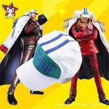 One piece Red Dog Akainu Sakazuki MARINE Baseball Hat Cosplay Cap Adjustable