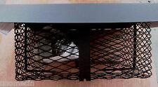 Shelter 13-in W x 13-in L Galvanized Steel Square Chimney Cap Black Powder Coat